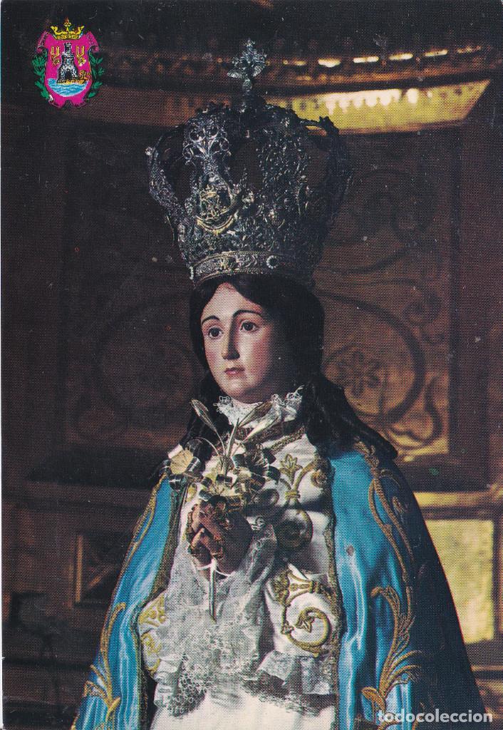 YECLA (MURCIA) - PURISIMA CONCEPCION - PATRONA DE YECLA (Postales - España - Murcia Moderna (desde 1.940))