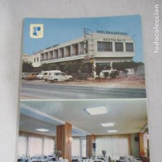 Postales: PUERTO LUMBRERAS - HOTEL SALAS - S/C. Lote 191718357