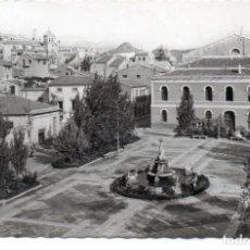 Postales: POSTAL DE LORCA - PLAZA DE COLÓN. Lote 191733197