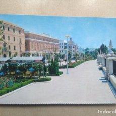 Postales: POSTAL MURCIA, PASEO MODERNO. Lote 191784662