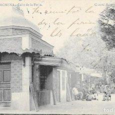 Postales: POSTAL BAÑOS DE ARCHENA - CALLE DE LA FERIA .. Lote 191815011
