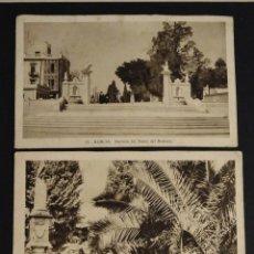 Postales: 3 POSTALES DE MU4RCIA DE LOS AÑOS 1948 Y 1950.. Lote 191823908