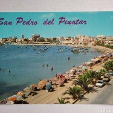 Postales: POSTAL 22 SAN PEDRO DEL PINATAR MAR MENOR MURCIA PLAYA DE LO PAGAN ED ARRIBAS. Lote 191983205