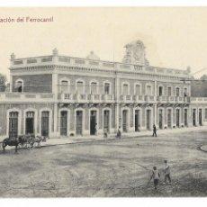 Cartoline: MÚRCIA - ESTACIÓN DEL FERROCARRIL - P29569. Lote 192243083
