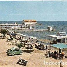Postales: LOS ALCÁZARES - 1 PLAYA DE LA CONCHA. Lote 192246338