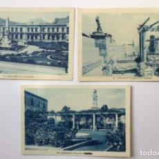 Postales: 3 TARJETAS POSTALES: CARTAGENA (ROISIN, 1935'S) ¡SIN CIRCULAR! ¡ORIGINALES!. Lote 193230805