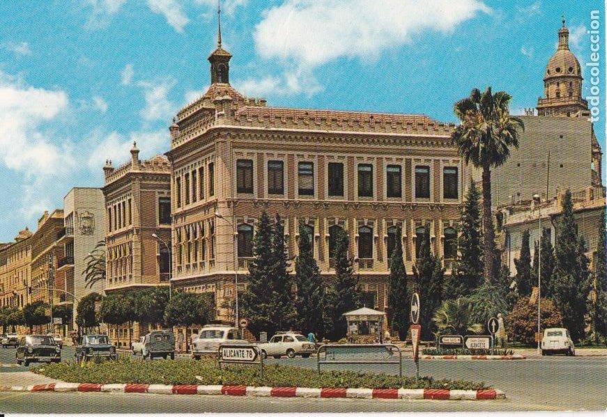 * MURCIA * GARCÍA GARRABELLA * PLAZA DE LA CRUZ ROJA (Postales - España - Murcia Moderna (desde 1.940))