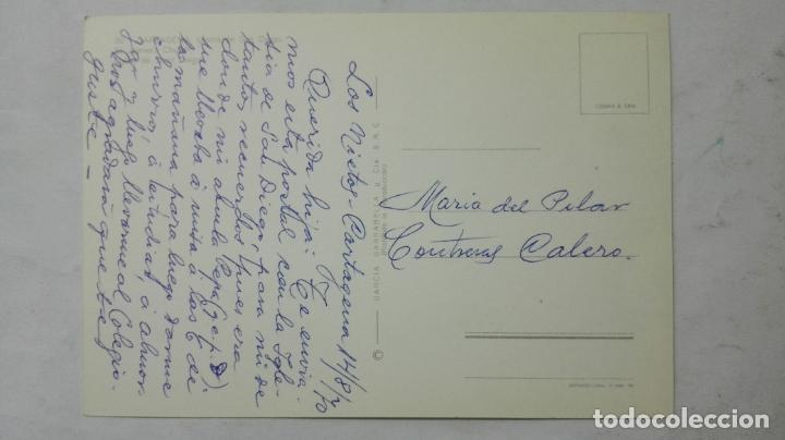 Postales: POSTAL CARTAGENA - IGLESIA DE SAN DIEGO - Foto 2 - 194007388