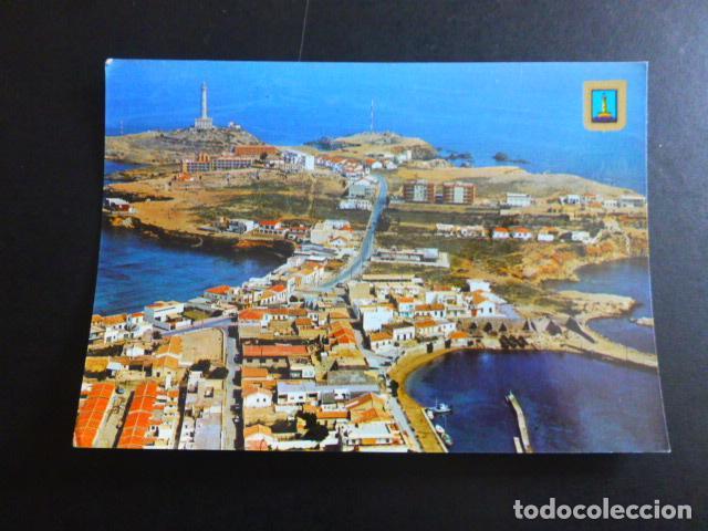 CABO DE PALOS MURCIA VISTA PANORAMICA (Postales - España - Murcia Moderna (desde 1.940))