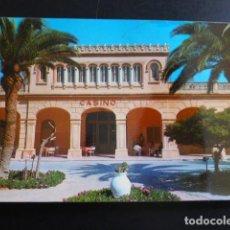Postales: BALNEARIO DE FORTUNA MURCIA PORTICADA. Lote 194227648