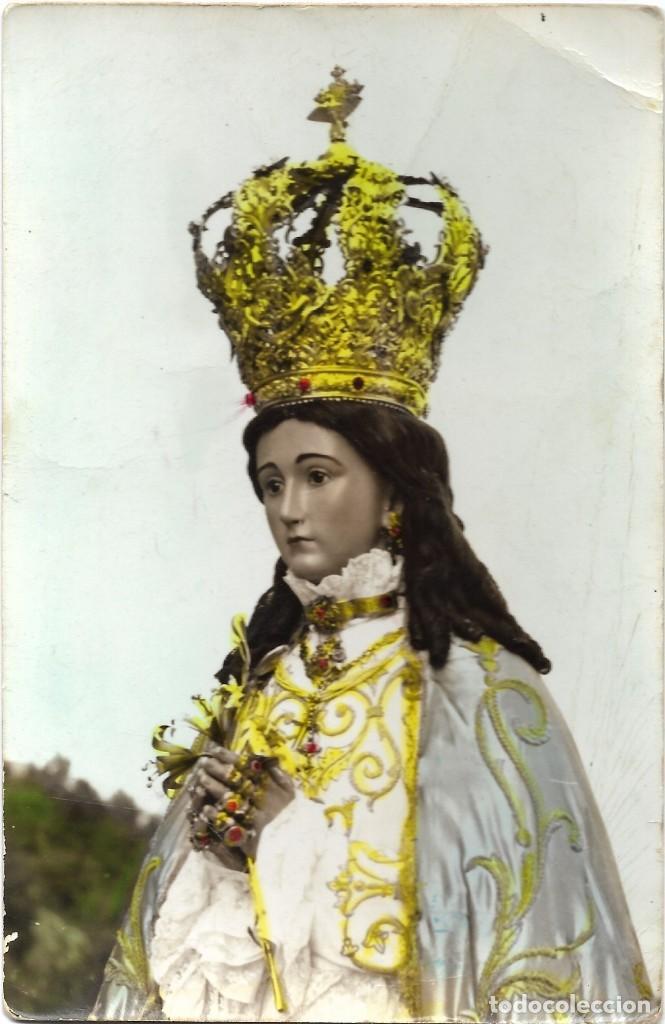 YECLA (MURCIA) Nº 1 PURÍSIMA CONCEPCIÓN - COLOREADA - EDITA I. A. SANTA FE - FOTO TANI - AÑO 1965 (Postales - España - Murcia Moderna (desde 1.940))