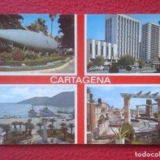 Postales: POSTAL POST CARD MURCIA CARTAGENA DIVERSAS VISTAS SUBMARINO.....CARTE POSTALE SPAIN ESPAGNE VER FOTO. Lote 194298467