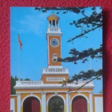 Postales: POSTAL POST CARD MURCIA CARTAGENA Nº 71 SPAIN ESPAGNE ARSENAL PARC SHIP-YARD VER FOTO SPANIEN COCHES. Lote 194299068