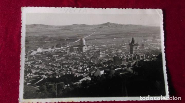 Postales: W.- 31.- LOTE DE - 2 - POSTALES DE -- YECLA -- EL EAÑO - Y VISTA GENERAL , VER FOTOS DE AMBAS - Foto 2 - 194671750