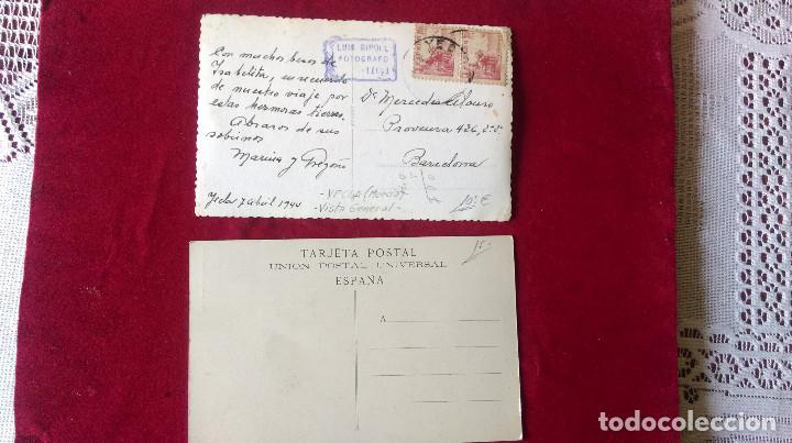 Postales: W.- 31.- LOTE DE - 2 - POSTALES DE -- YECLA -- EL EAÑO - Y VISTA GENERAL , VER FOTOS DE AMBAS - Foto 4 - 194671750