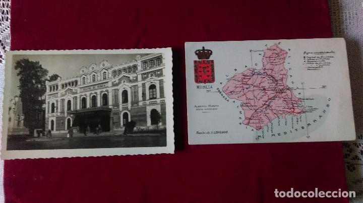 Postales: W.- 32.- LOTE DE - 7 - POSTALES DE -- MURCIA -- DIFERENTES LUGARES DE LA CIUDAD .- VER FOTOS - Foto 3 - 194673965