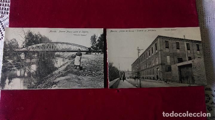 Postales: W.- 32.- LOTE DE - 7 - POSTALES DE -- MURCIA -- DIFERENTES LUGARES DE LA CIUDAD .- VER FOTOS - Foto 5 - 194673965