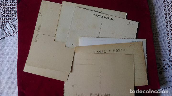 Postales: W.- 32.- LOTE DE - 7 - POSTALES DE -- MURCIA -- DIFERENTES LUGARES DE LA CIUDAD .- VER FOTOS - Foto 6 - 194673965