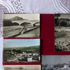 Postales: W.- 33.- LOTE DE - 5 - POSTALES DE .- AGUILAS, LORCA Y MAZARRON, DE LA PROVINCIA DE MURCIA , FOTOS. Lote 194674330