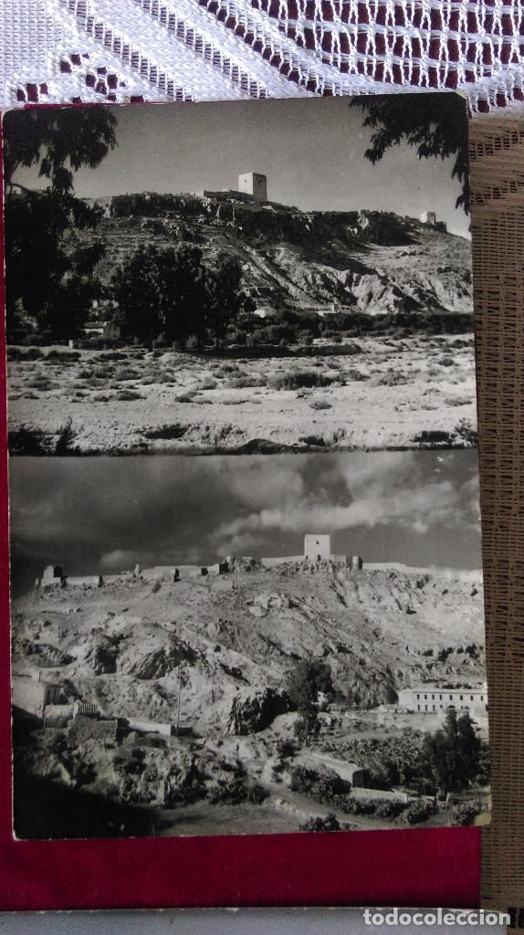 Postales: W.- 33.- LOTE DE - 5 - POSTALES DE .- AGUILAS, LORCA Y MAZARRON, DE LA PROVINCIA DE MURCIA , FOTOS - Foto 2 - 194674330