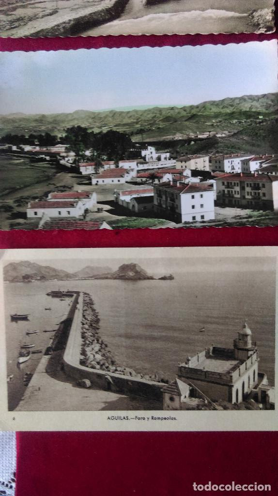 Postales: W.- 33.- LOTE DE - 5 - POSTALES DE .- AGUILAS, LORCA Y MAZARRON, DE LA PROVINCIA DE MURCIA , FOTOS - Foto 4 - 194674330