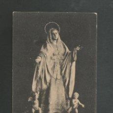 Postales: POSTAL SIN CIRCULAR - MURCIA PROCESION DEL VIERNES SANTO - LA SOLEDAD 10 COLECCION SALZILLO 1 SERIE. Lote 194765137