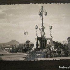 Postales: CARTAGENA-PLAZA DE BASTARRECHE-POSTAL ANTIGUA-VER FOTOS-(68.057). Lote 195128097