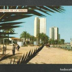 Postales: POSTAL SIN CIRCULAR - SANTIAGO DE LA RIBERA - VISTA PARCIAL - MURCIA - EDITA DIAMANTE. Lote 195165462