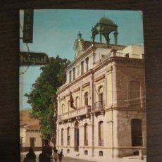 Postales: MAZARRON-PLAZA DEL CAUDILLO-POSTAL ANTIGUA-(68.101). Lote 195219897