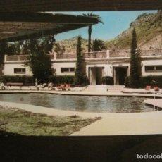 Postales: BALNEARIO DE ARCHENA-TERRAZA Y PISCINA-POSTAL ANTIGUA-(68.110). Lote 195222135