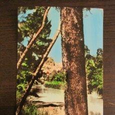 Postales: ARCHENA-RIO SEGURA, AL FONDO EL BALNEARIO-ED·LIBRERIA MARIANO-POSTAL ANTIGUA-(68.111). Lote 195222683