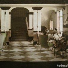 Postales: BALNEARIO DE ARCHENA-HALL HOTEL TERMAS-POSTAL ANTIGUA-(68.112). Lote 195222895
