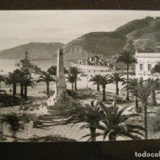 Postales: CARTAGENA-MONUMENTO A LOS HEROES DE CAVITE-ED·ARRIBAS-1001-POSTAL ANTIGUA-(68.154). Lote 195228950
