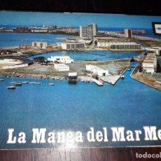 Postales: Nº 36163 POSTAL LA MANGA DEL MAR MENOR CARTAGENA MURCIA. Lote 195254387