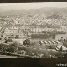 Postales: CARTAGENA-BASE DE SUBMARINOS (ARSENAL MILITAR)-ED·ARRIBAS-1009-POSTAL ANTIGUA-(68.157). Lote 195306776