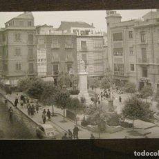 Postales: CARTAGENA-PLAZA DE RISUEÑO Y MONUMENTO A LA INMACULADA-ED·ARRIBAS-1038-POSTAL ANTIGUA-(68.159). Lote 195307023