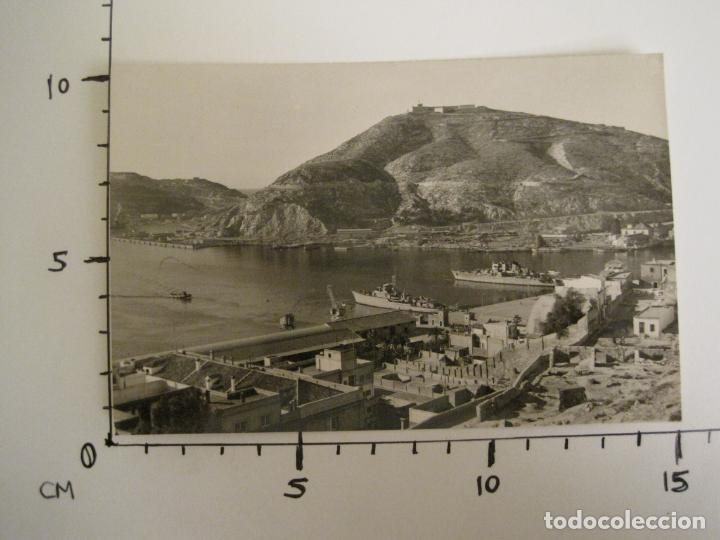 Postales: CARTAGENA-VISTA PARCIAL DEL PUERTO-ED·ARRIBAS-1017-POSTAL ANTIGUA-(68.160) - Foto 5 - 195307271