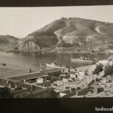 Postales: CARTAGENA-VISTA PARCIAL DEL PUERTO-ED·ARRIBAS-1017-POSTAL ANTIGUA-(68.160). Lote 195307271