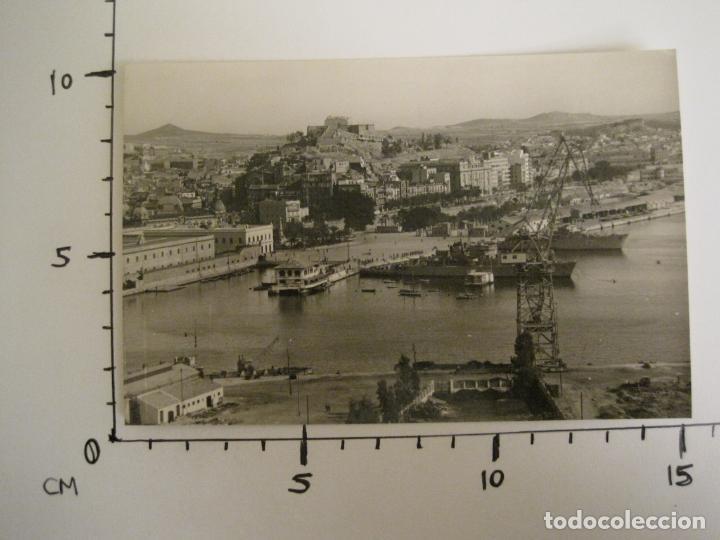 Postales: CARTAGENA-MUELLE Y CLUB DE REGATAS-ED·ARRIBAS-1006-POSTAL ANTIGUA-(68.161) - Foto 5 - 195307401