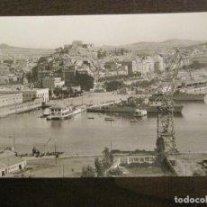Postales: CARTAGENA-MUELLE Y CLUB DE REGATAS-ED·ARRIBAS-1006-POSTAL ANTIGUA-(68.161). Lote 195307401