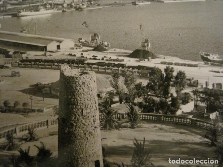Postales: CARTAGENA-VISTA PARCIAL DEL MUELLE-ED·ARRIBAS-1014-POSTAL ANTIGUA-(68.162) - Foto 2 - 195307498