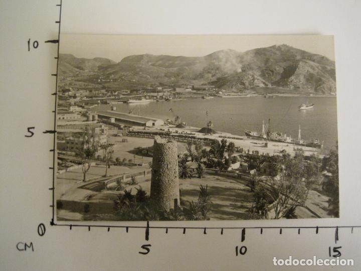 Postales: CARTAGENA-VISTA PARCIAL DEL MUELLE-ED·ARRIBAS-1014-POSTAL ANTIGUA-(68.162) - Foto 5 - 195307498