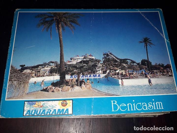 Nº 36314 POSTAL AQUARAMA BENICASIM CASTELLON (Postales - España - Murcia Moderna (desde 1.940))
