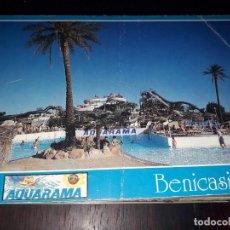Postales: Nº 36314 POSTAL AQUARAMA BENICASIM CASTELLON. Lote 195315568