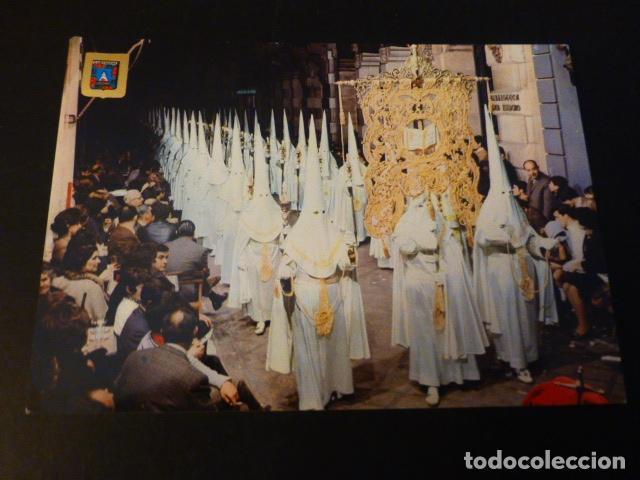 CARTAGENA MURCIA SEMANA SANTA AGRUPACIÓN DE SAN JUAN EVANGELISTA CALIFORNIOS MIERCOLES SANTO (Postales - España - Murcia Moderna (desde 1.940))
