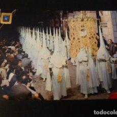 Postales: CARTAGENA MURCIA SEMANA SANTA AGRUPACIÓN DE SAN JUAN EVANGELISTA CALIFORNIOS MIERCOLES SANTO. Lote 196031903