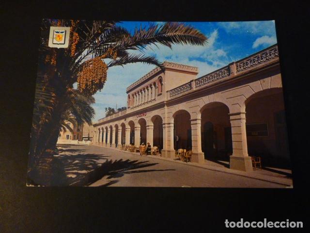 BALNEATIO DE FORTUNA MURCIA CASINO (Postales - España - Murcia Moderna (desde 1.940))