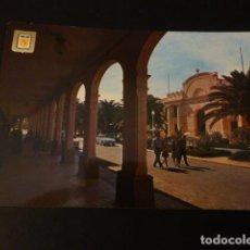 Postales: BALNEATIO DE FORTUNA MURCIA HOTEL VICTORIA Y JARDINES. Lote 196032895