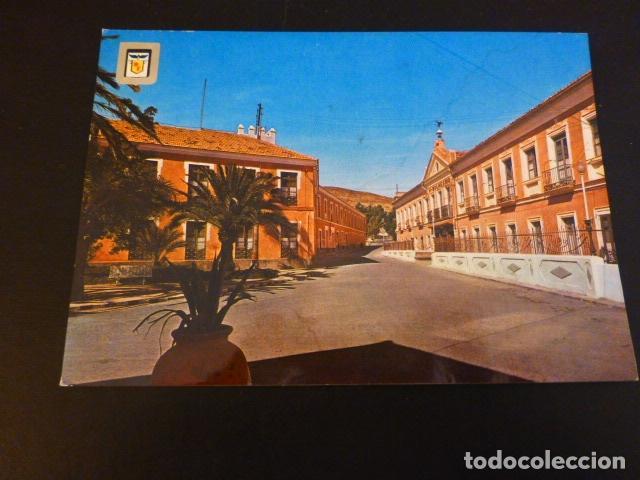 BALNEATIO DE FORTUNA MURCIA HOTEL BALNEARIO FACHADA (Postales - España - Murcia Moderna (desde 1.940))