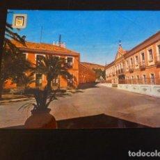 Postales: BALNEATIO DE FORTUNA MURCIA HOTEL BALNEARIO FACHADA. Lote 196033078